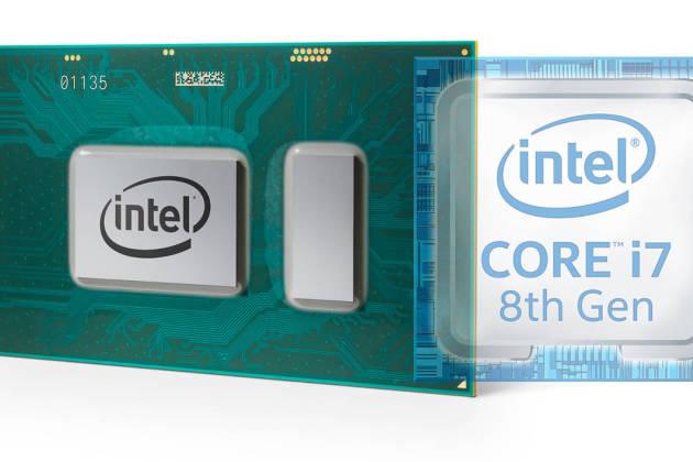 Intel Core : Voici la 8e génération !