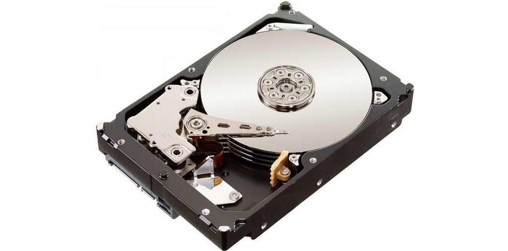 disque dur à plateaux