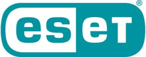image qui montre le logo eset
